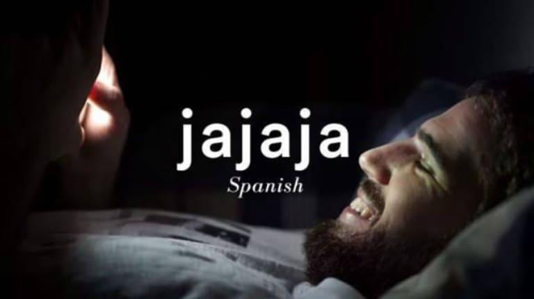 Испанский смех