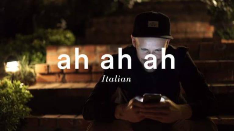 Итальянский смех
