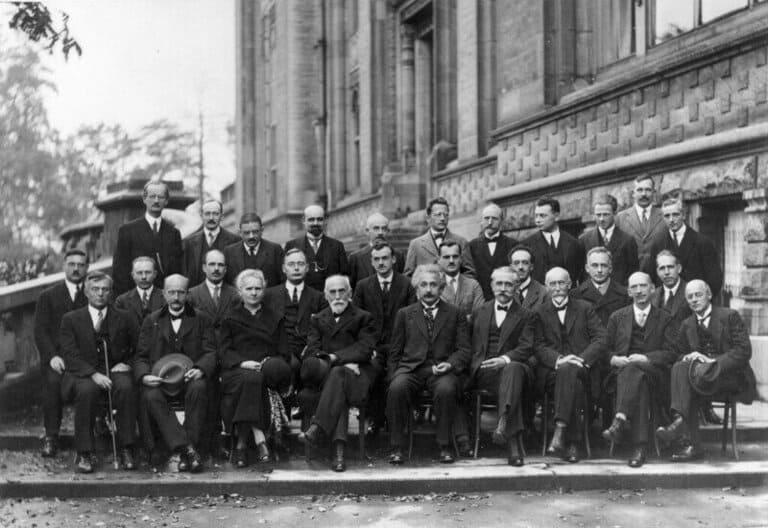 Конференция по квантовой механике