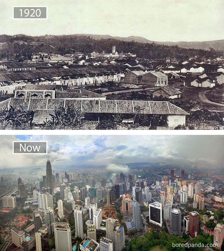 Куала-Лумпур 1920