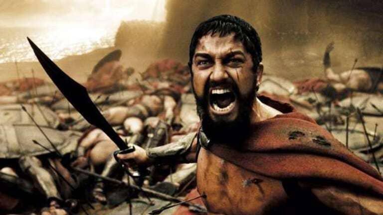 300 спартанцев Leonidas