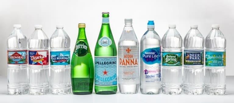 Продукция компании Nestle Waters NA