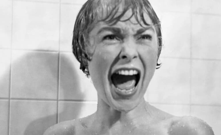 Женский крик