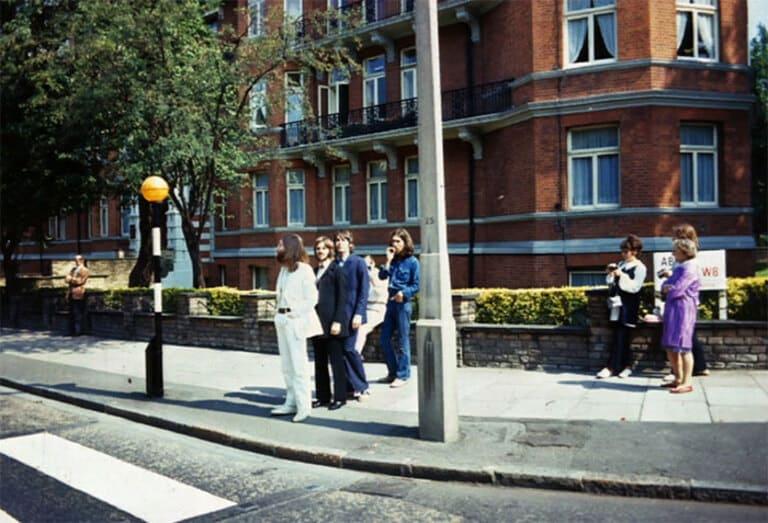 Участники группы Beatles