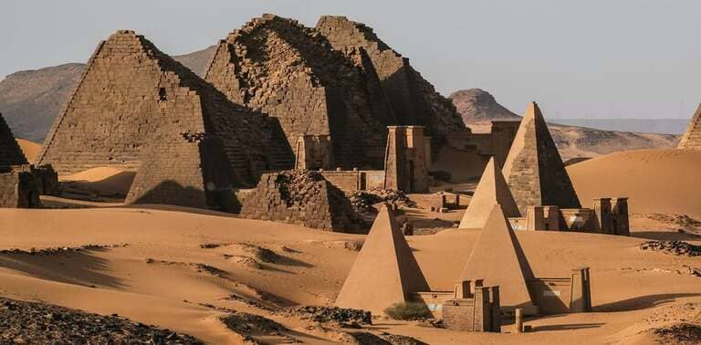 В Судане