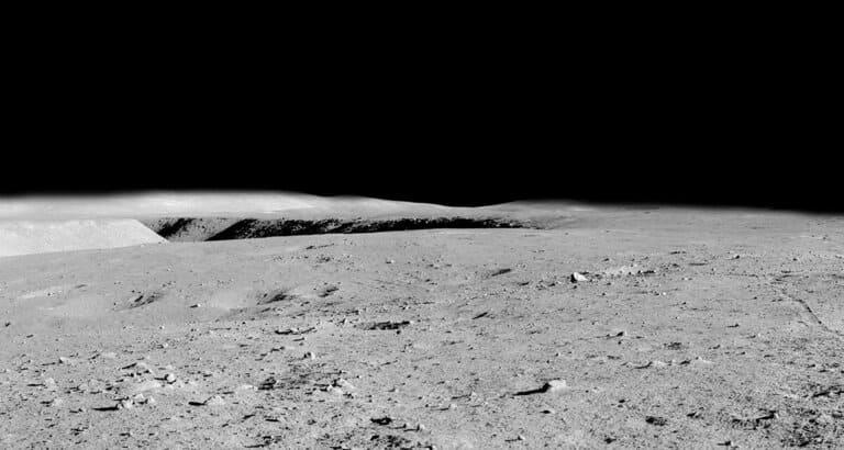 Вдыхание лунной пыли