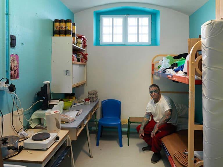 Во французских тюрьмах