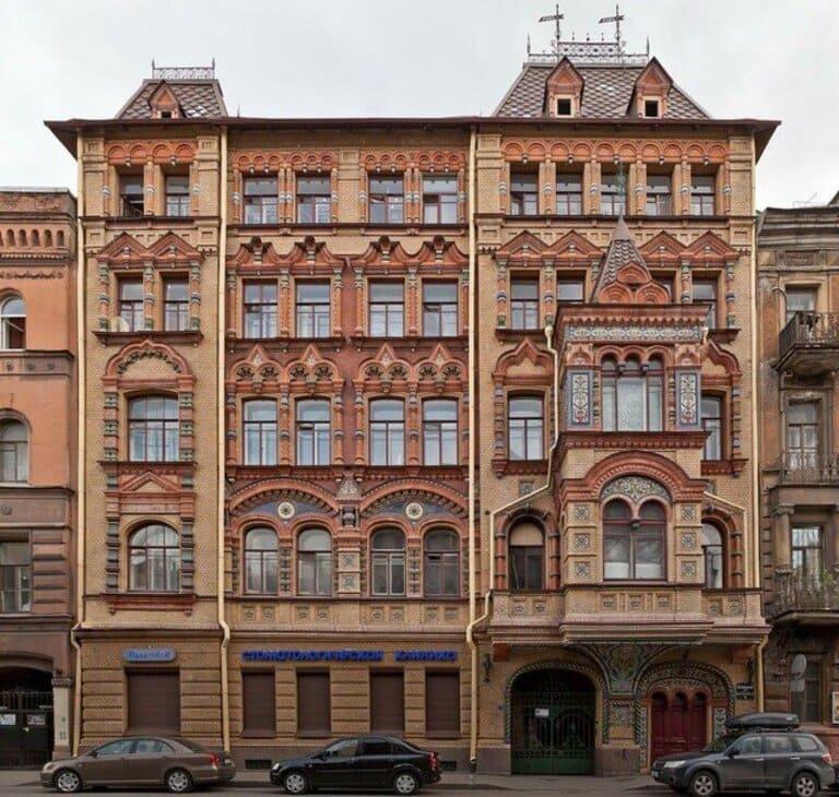 элитный этаж старых домов
