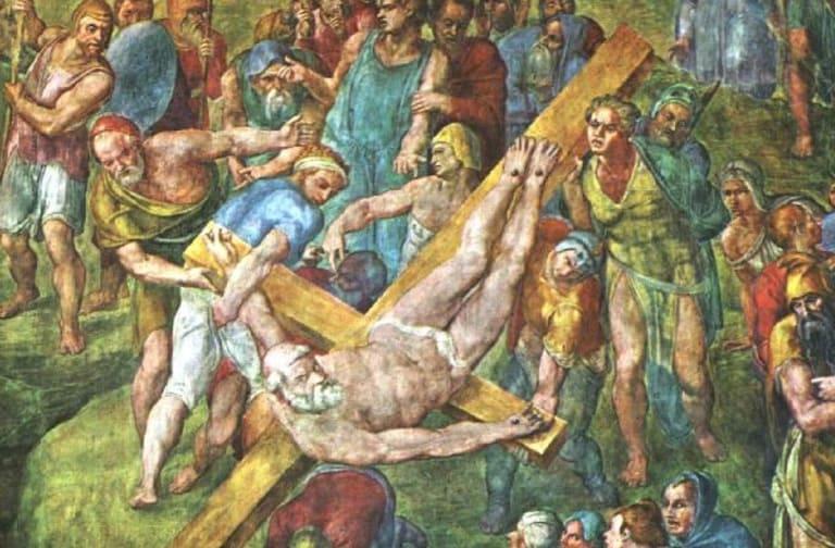 Крест апостола Петра