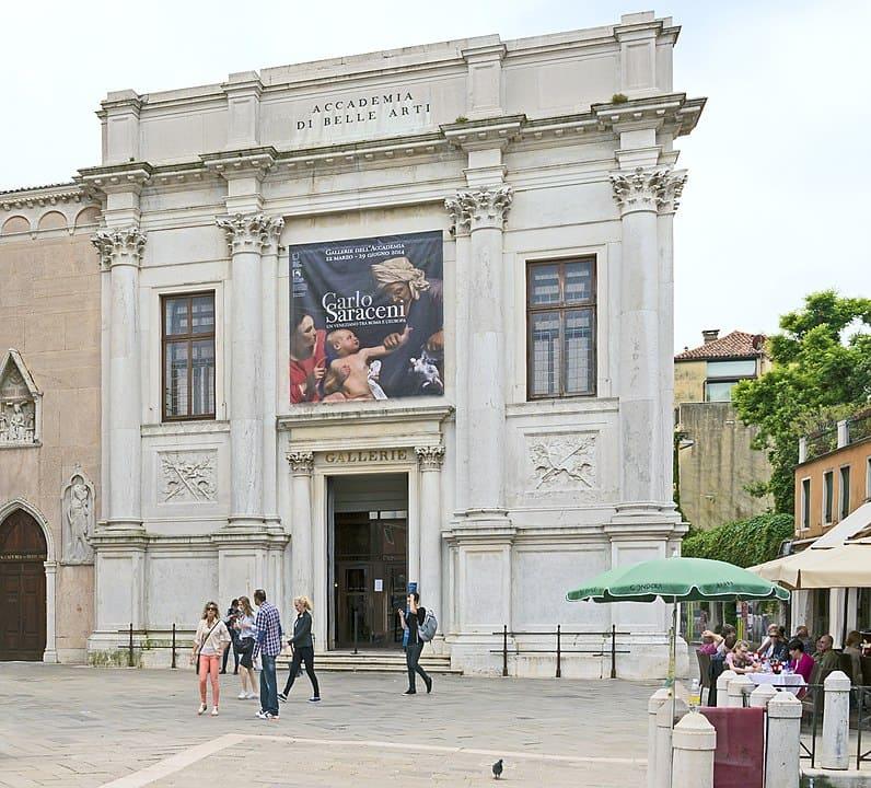 Галерея Академии в Венеции