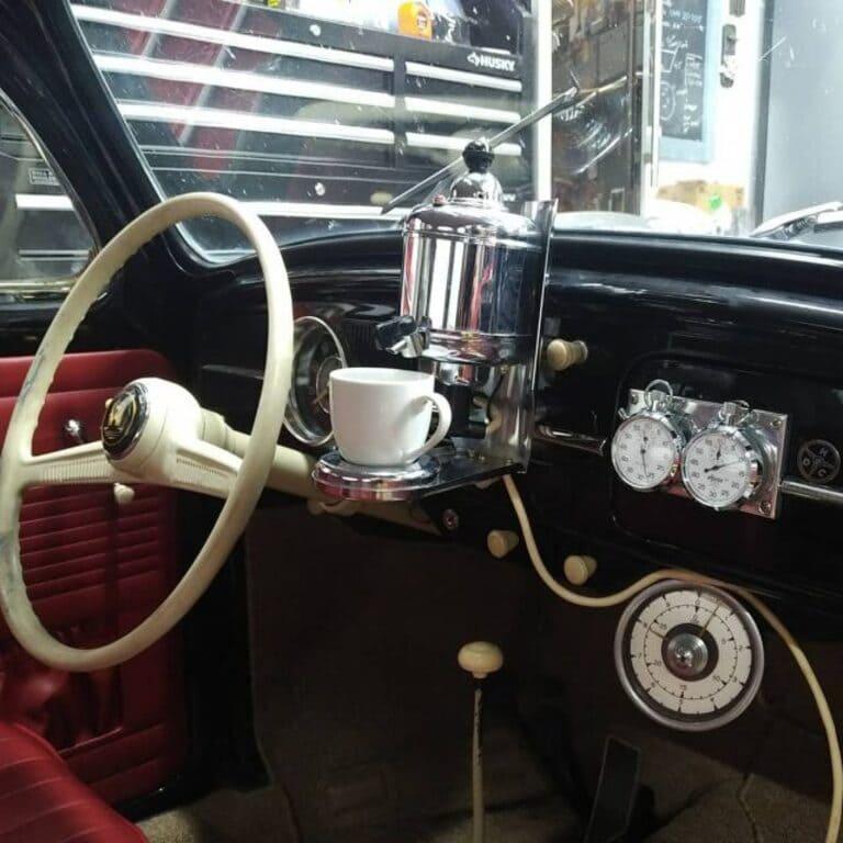 Машина-кофеварка