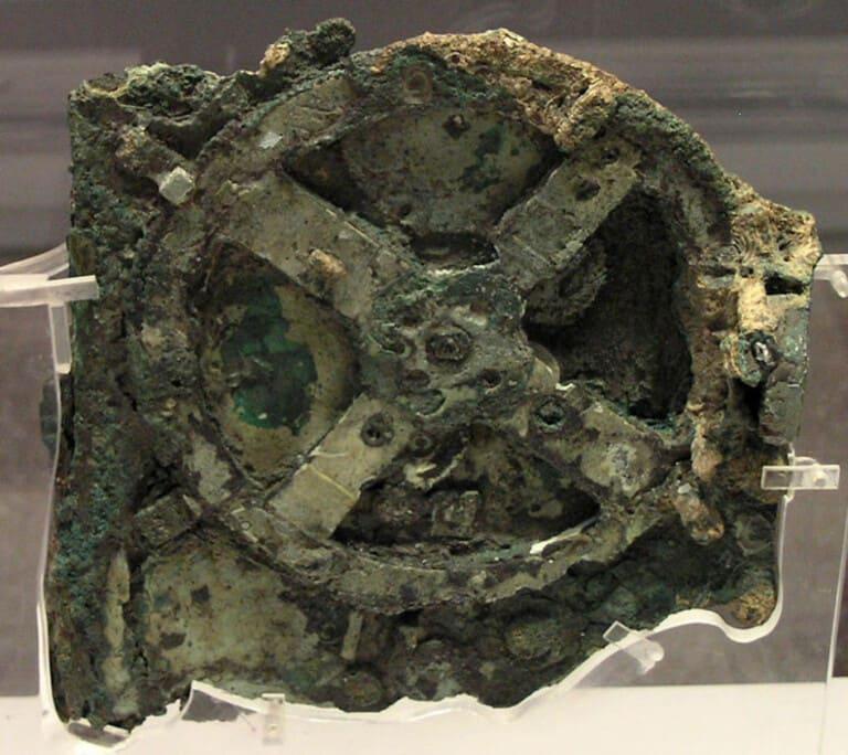 Механизм Antikythera