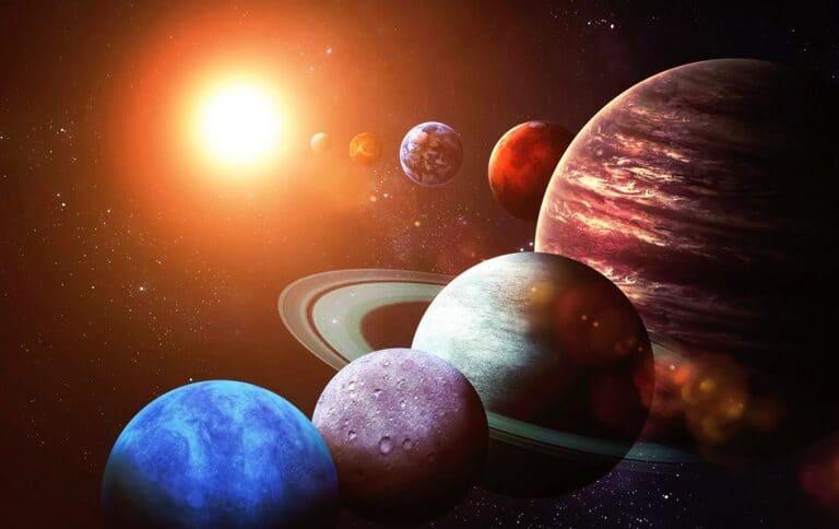 Порядок планет