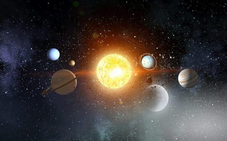 Происхождение названия планет