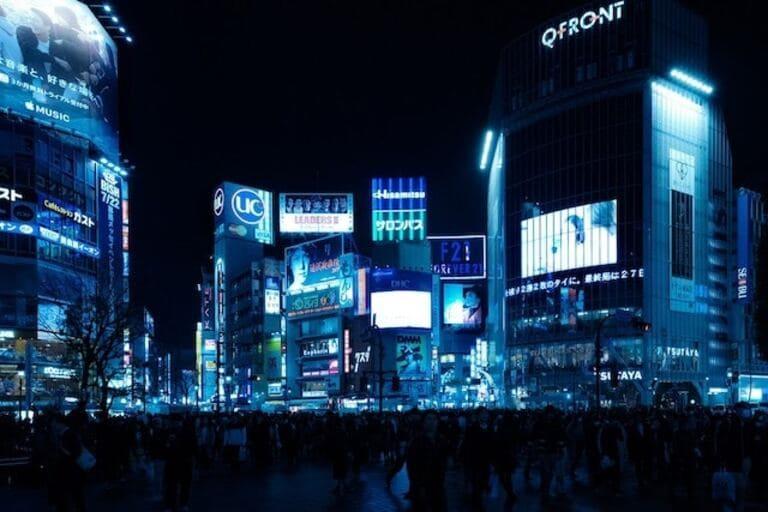 Япония не такая уж и дорогая