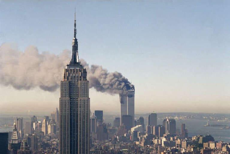Атака на Всемирный торговый центр