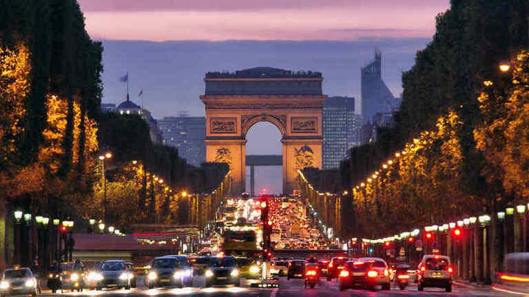 Самая популярная страна в мире — Франция