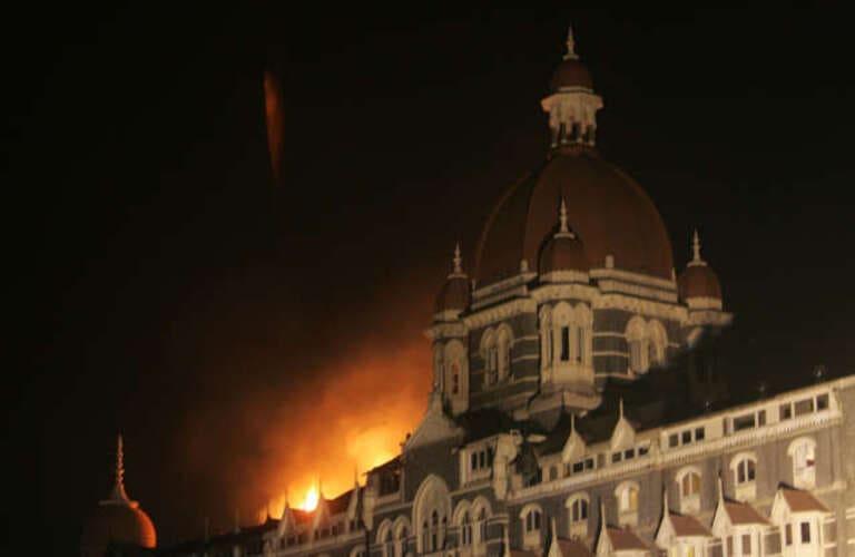 Террористические атаки в Мумбаи