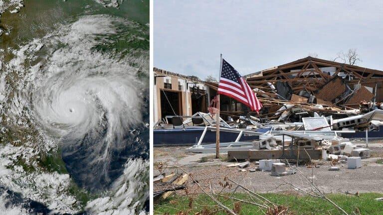 Ураган Харви 2017 года