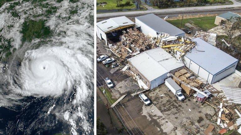Ураган Ида 2021 года