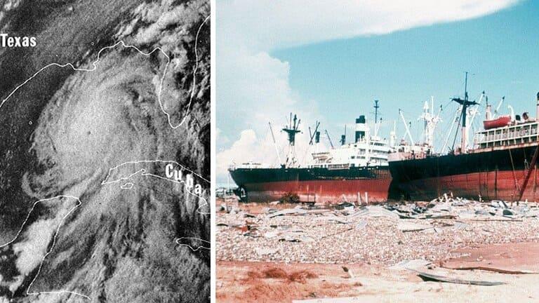 Ураган Камилла 1969 года