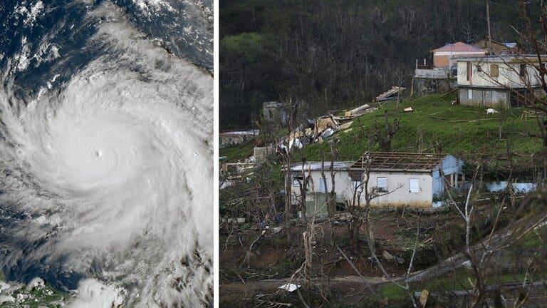 Ураган Мария 2017 года