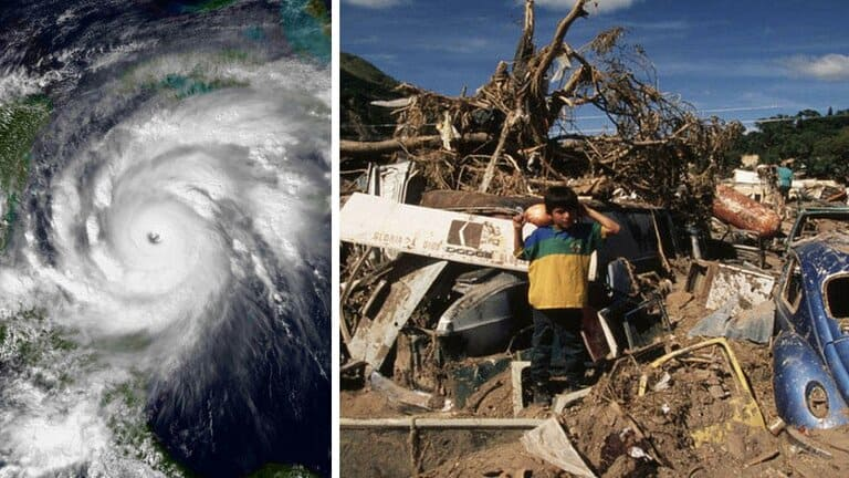 Ураган Митч 1998 года