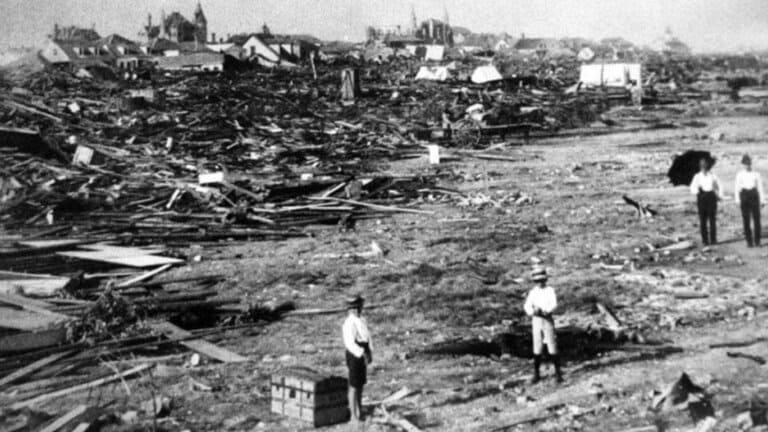Великий ураган 1780 года