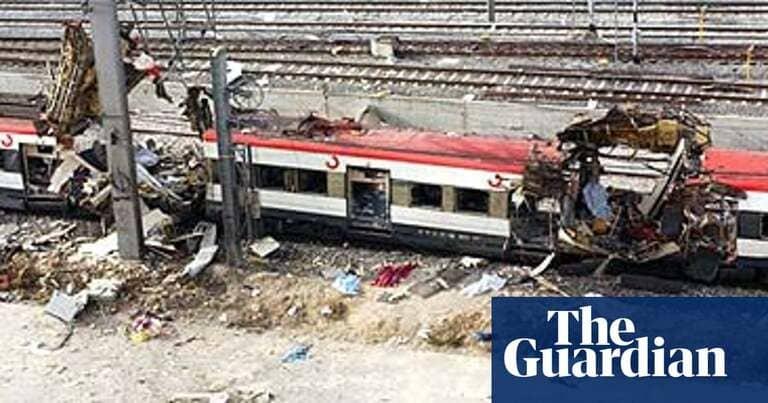 Взрывы в поезде в Мадриде