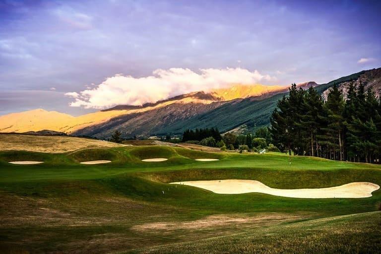 гольф Новая Зеландия